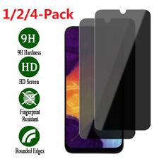 For Samsung Galaxy A10e A20S A50 Anti-Spy Privacy Tempered Screen Protector Film