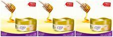 3X 170g EVA Honey Cream For Normal Skin Natural Healthy Face Body Moisturizer