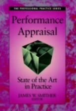 Performance Appraisal: State of the Art in Practice, , Good Book