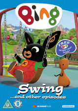 Bing: Swing and Other Episodes DVD (2015) Philip Bergkvist