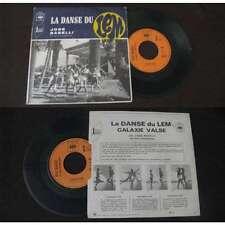 JOSS BASELLI - La Danse Du Lem Rare French PS Cosmic Pop 1960's