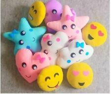Good quality Soft pilows in Fabric felt material and multi-color perfect gifts