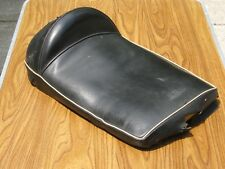 NORTON MANX STYLE USED WIDE LINE WASSELL RACING SEAT