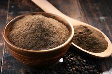 1kg Pfeffer schwarz gemahlen  Gewürz  1000g