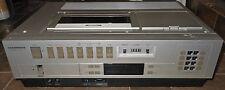 VCR Design Raritaet: der legendaere Nordmende VHS Video Rekorder V 100 !