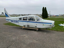 1984 PIPER PA-28-161 WARRIOR II AIRFRAME, SUPER LIGHT COSMETIC DAMAGE ONLY, HIGH