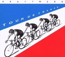 Kraftwerk - Tour de France - CD Neu & OVP Deutsche Version - (dig. rem.)