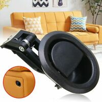 Release Lever Handle Black Cabinet Replacement Sofa Recliner Release Pull Handle