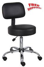 Furniture Stool Medical Doctor Boss Lab Chair Office Dental Exam Fine Adjustable