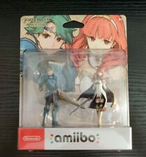 Alm & Celica Fire Emblem Echoes Amiibo Figures 2 Pack Nintendo
