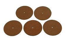 5 PC Discos de Corte Disco de corte 35mm diámetro Herramienta Giratoria Dremel Proxxon dedco X8101