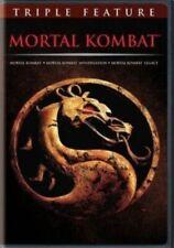 Mortal Kombat Franchise Collection - DVD Region 1
