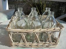 Markenlose Deko-Blumentöpfe & -Vasen im Landhaus-Stil aus Glas