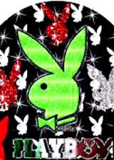 20 water slide nail art transfer full nail Bob Marley play boy Bunny trending