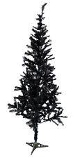 CHRISTMAS TREE XMAS DECORATION INDOOR TRADITIONAL TREE WHITE/BLACK/GREEN