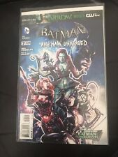 Batman (Arkham Unhinged) #7 December 2012 : DC Comics Bagged And Boarded