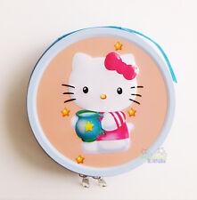 New Cute Hello Kity 24-piece CD DVD Metal Case Holder Case Holder Storage Bag