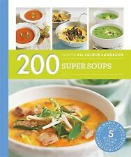 200 Super Soups: Hamlyn All Colour Cookbook by Sara Lewis (Paperback, 2016)