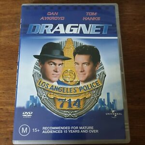 Dragnet DVD R4 Like New! FREE POST