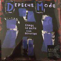 Depeche Mode - Songs Of Faith And Devotion - 180gram 2016 Vinyl LP - BRAND NEW
