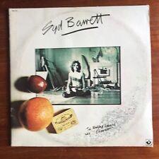 Syd Barrett - The Madcap Laughs & Barrett 2xLP - Harvest 1974 US 1st Press - EX