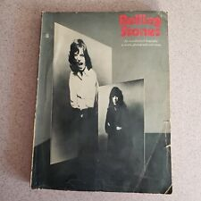 Rare Book on the Rolling Stones From 1972 With Tons Of Pictures