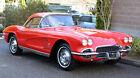 1962 Chevrolet Corvette Convertible Fuel Injection 4sp 1962 Chevrolet Corvette Convertible Fuel Injection 4sp