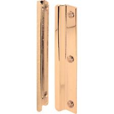 "Prime-Line 6"" Entry Door Latch Shield Steel Home Safety Security Hardware U 9512"