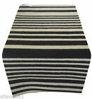 MISSONI HOME TAPIS WHITNEY T20 60x120 cm 80% LAINE BLACK & WHITE - AREA CARPET