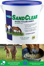 Horse Food Farnam Highly Palatable SandClear Natural Psyllium Crumbles, 3 lbs