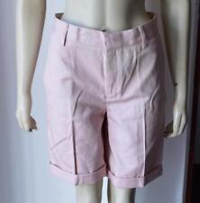 Pantalones cortos para mujer Shore Leave Rosa Talla W34 Nuevo con Etiqueta #26