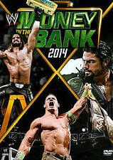 Money In The Bank 2014 DVD