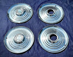 1966 Ford Bronco Hubcaps/Wheel covers - EXTREMELY RARE!