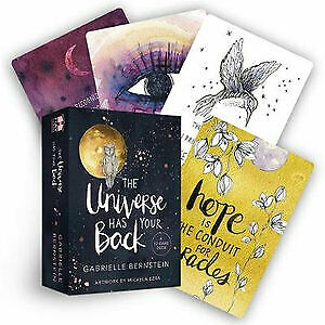 IC: Universe Has Your Back, The: 52 Card Oracle Deck