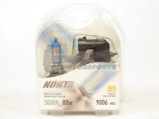 Nokya 9006/HB4 Cosmic White Headlight Pro Halogen Light Bulbs Twin Pack 5000K