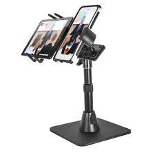 RM179 ARKON TW Broadcaster Midsize Table Phone Holder - Live Mobile Broadcasting