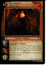 LORD OF THE RINGS TCG / CCG PROMO 0P10 THE BALROG