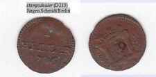 Cu Heller 1786 Augsburg Stadt Forster 705 (D213) stampsdealer
