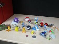 Pokemon Tomy Toy Action Figure Lot