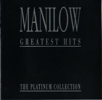 Barry Manilow ‎CD Greatest Hits - The Platinum Collection - England (EX/VG+)
