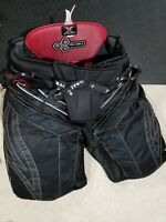 "ITECH Ice Hockey Goalie Pants  REFLEX / PRO AX9 Waist 42"" good condition READ"