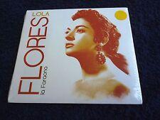 LOLA FLORES La faraona - EMI MUSIC SPAIN - precintada - tapas de cartón duro