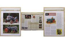 HANOMAG Traktor Schlepper R 18 /  R 24 / C 218 / C 220 / C 224 1955 Weltbild