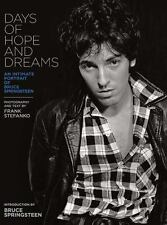 Days of Hope and Dreams: An Intimate Portrait of Bruce Springsteen, , Good Condi