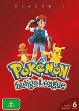 POKEMON INDIGO LEAGUE - SEASON 1 -   DVD - UK Compatible