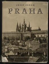 Josef Zeman Praha Prag 1960 tschechisch russisch deutsch englisch französisch