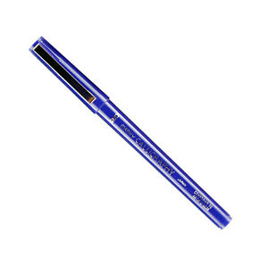 6000FS-3 Marvy Permanent Calligraphy Marker, 2mm Tip, Blue Ink, Pack of 6