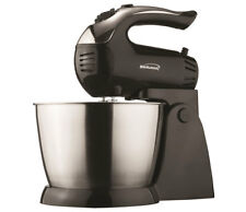 BRAND NEW Brentwood SM-1153 5-Speed + Turbo Stand Mixer, Black