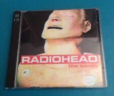 Radiohead - The Bends + Pablo Honey - Double CD EMI France – 7243 8 37746 2 3