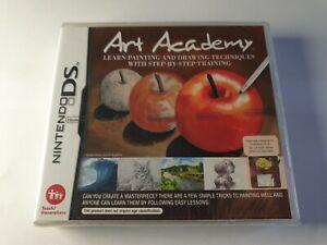 Art Academy Nintendo DS Game New & Sealed FREE UK POSTAGE